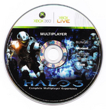 Halo 3 -- Multiplayer Disc Only (Xbox 360)